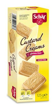 Custard cream biscuits vb